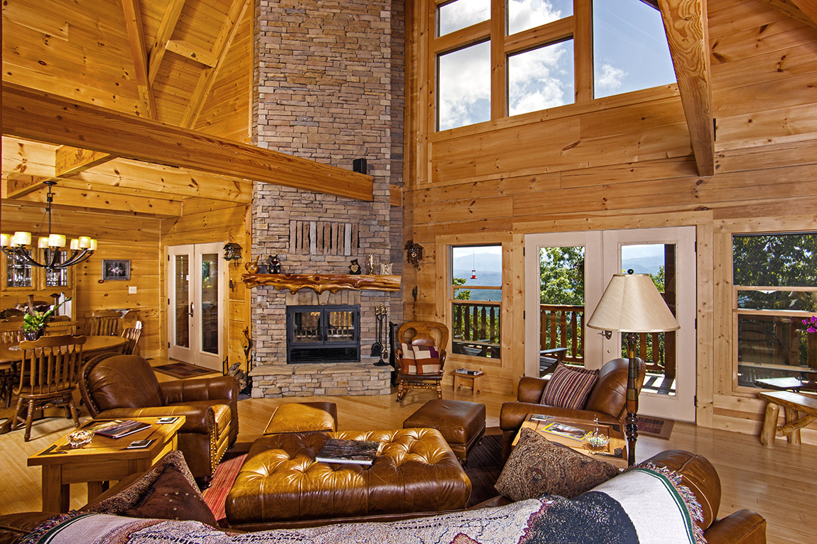log-cabin-interiors-throughout-organize-your-small-log-home-custom-timber-log-homes-blog